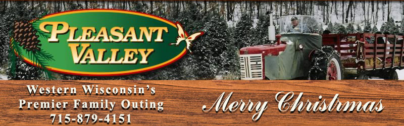 Pleasant Valley Tree Farm - Fresh Cut Christmas Trees, Country ...